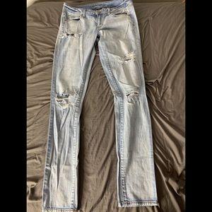 American Eagle Skinny Jean size 10 X-Long